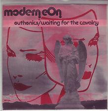 RARE Modern Eon Euthenics UK p/s 45 on Inevitable (1980) New Wave
