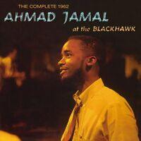 Ahmad Jamal - Complete 1962 Ahmad Jama at Blackhawk [New CD] Spain - Import