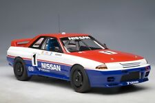 Autoart 1/18 Diecast Car - 1991 Nissan R32 Skyline GT-R 1991 ATCC Winner No1