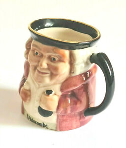Shorter & Son-Staffordshire-Hand Painted-Widecombe-Toby Jug