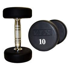 Troy VTX Urethane Encased Dumbbells 5 to 50 LB Set