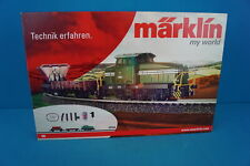 "Marklin 29162 Start Up Set Diesel Train ""My Start with Märklin"" NEW"