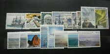 lote de sellos stamps Briefmarken Australia Australien Australian antartic terri