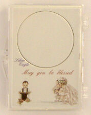 ASE Wedding Couple, 2X3 Snap Lock Coin Holders, 3 pack