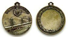 Medaglia Diano Marina – Riviera Dei Fiori Metallo Argentato cm 3 Peso g 11,6