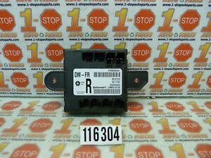 11 12 2011 2012 DODGE CARAVAN FRONT DOOR CONTROL MODULE 05026860AE OEM