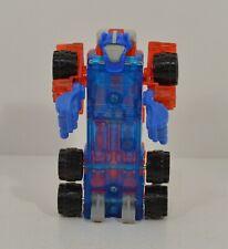 "2002 Optimus Prime 4"" McDonald's Action Figure #1 Transformers Armada"