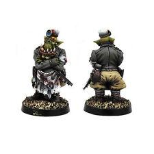 Ork War2 Doc Field Chirurgeon Kromlech Krm012