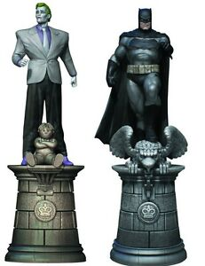 DC Chess Figurine Collection Magazine Special #1 Batman and Joker Eaglemoss