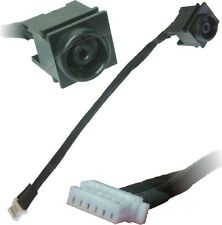 SONY vaio VGN-TZ VGN TZ series Laptop Power Jack DC Socket W/ Cable Harness Wire