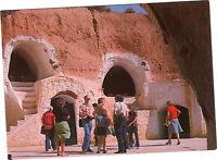 Tunesien - CPSM - Matmata - Häuser Höhlenwohnungen