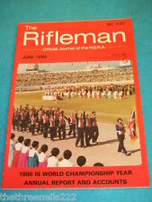 THE RIFLEMAN - WORLD CHAMPIONSHIP YEAR - JUNE 1986 #670