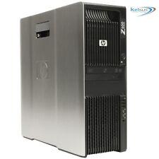 CHEAP HP Z600 Workstation 2x Xeon Quad Core E5506 12GB DDR3 Nvidia 500GB Windows