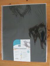 "10 Prat Pochette Cristal Laser Sheet Protectors Sleeves; 24""x18"" 904; 46x61 cm"