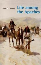 Life among the Apaches (Bison Books)-ExLibrary
