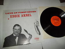 EDDIE ARNEL LOVE AT FIRST SOUND VINTAGE RECORD LP PRIVATE BIG BAND