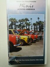 Minis across America - video VHS - As new