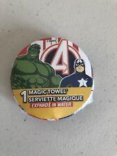 Avengers Magic Towel Captain America & Hulk