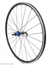 HED aluminum clincher rear wheel Shimano 10 speed QR rim cyclocross road