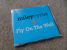 Miley Cyrus - Fly On The Wall 2 Track 2008 PROMO CD Single RARE!