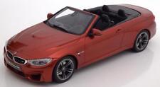 1:18 GT Spirit BMW M4 F83 Convertible 2015 orange-metallic Ltd.504 pcs