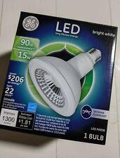GE LED 90 Watt PAR38 Indoor/Outdoor Dimmable Floodlight Light Bulb Bright White