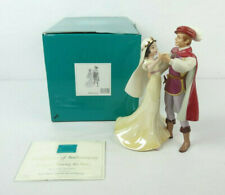 "WDCC Snow White and Prince ""A Dance Among the Stars"" New Old Stock NIB"