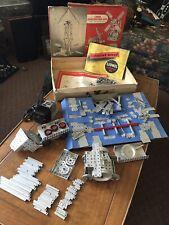 Vintage 1948 Lionel 232 Construction Kit Toy RARE Original Motor Manuals Box