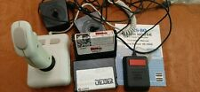 Tandy Computer Joysticks, mouse and 2 Color computer games Rampage, Thexder