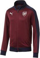 Puma Homme Arsenal T7 Football Piste Veste Neuf 754139 Taille M, XL, XXL