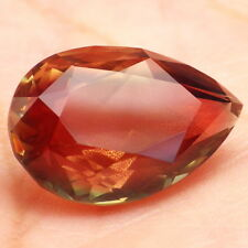 WATERMELON SCHILLER OREGON SUNSTONE 13.46Ct FLAWLESS-LARGE-INVESTMENT GDE-VIDEO!