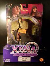 """Xena Warrior Princess XENA CONQUERER OF NATIONS """"The Debt"""" 6"""" Doll RARE ERROR"""