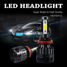 High Power LED Car Truck Headlight Kit CREE H11 (H9) 16000 Lumens Replace: H16