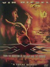 Xxx (Dvd Disc Only) Vin Diesel, Asia Argento, Marton Csokas