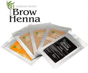 BH Brow Henna in Sachet 10 ml Tattoo Eyebrow Tinting Levcuk Lash&Brow BrowXenna