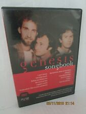 Genesis The Genesis Songbook DVD Rare Archive Footage DVD Phil Collins Live