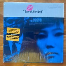 Wayne Shorter – Speak No Evil-NM Post-Bop Jazz Vinyl LP-Herbie Hancock-Blue Note