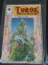 Turok Dinosaur Hunter #1 (July 1993, Valiant Comics) NM 9.8 ready for CGC
