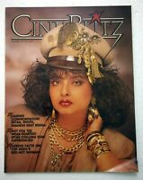Cineblitz Dec 1989 Rekha Rajesh Anju Shatrughan Dimple Shakti Mukesh Anil Pran