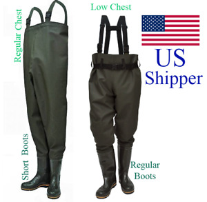 Chest Waders Fishing Waders for Men with Boots for hunting, food processing
