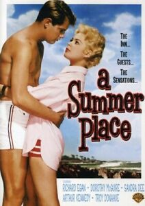 SUMMER PLACE NEW DVD