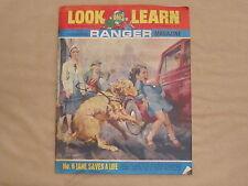 Look & Learn Magazine No 315 27th January 1968