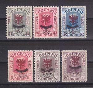 1921.. Albania Postage Due Stamps. Albanian. R3  Unused