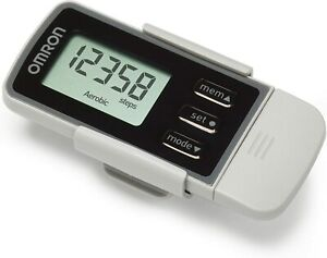 Omron Walking Style Pro 2.0 Pedometer HJ-322 Advanced Step Counter 21Days Memory