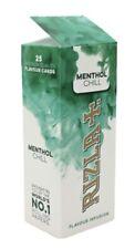 Rizla Infusion Cards Full Carton Menthol Chill X25 Free P&P!!!