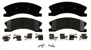 Disc Brake Pad Set-Ceramic Disc Brake Pad Front fits 99-04 Jeep Grand Cherokee