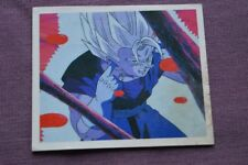 VIGNETTE STICKERS PANINI  DRAGONBALL Z TOEI ANIMATION N°227