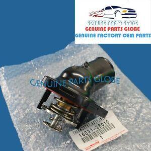 GENUINE OEM TOYOTA TUNDRA GS460 ISF LX570 V8 THERMOSTAT W/HOUSING 16031-38010