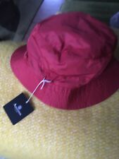 Aquascutum reversible bucket hat size medium