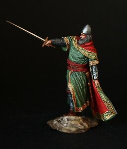 Tin soldier, Museum (TOP), Rodrigo Díaz de Vivar - 'El Cid' 54 mm, Medieval